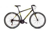 "Capriolo Level 9.0 29er kerékpár 21"" Fekete-Fehér-Sárga"