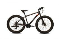 """Capriolo Mammut 26 fatbike kerékpár 17"""" Fekete"""