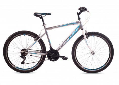 """Capriolo Passion Man 26"""" férfi MTB kerékpár 21"""" Grafit-Kék"""