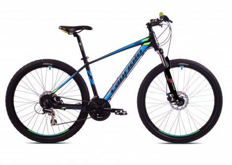 Capriolo Level 7.2 27.5 kerékpár Fekete-Kék