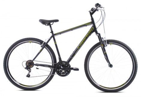 "Capriolo Sunrise Man férfi crosstrekking kerékpár 20"" Fekete-Zöld 2020"