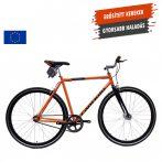 Capriolo Fastboy fixi kerékpár 58 cm Narancs