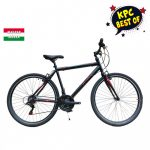 "KPC Roadster Eco Man alumínium férfi crosstrekking kerékpár 21"" Fekete-Piros"
