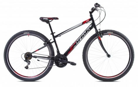 "Capriolo Passion Man 29er gyerek MTB kerékpár 16"" Fekete-Piros"