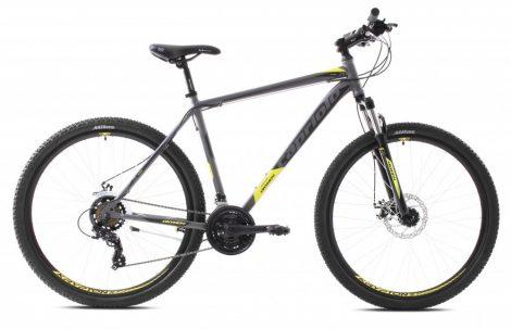 "Capriolo Oxigen 29er kerékpár 19"" Grafit-Zöld 2020"