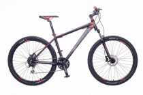 Neuzer Duster Comp 27,5 kerékpár Fekete-Piros