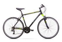 Romet Orkan férfi crosstrekking kerékpár 2018 fekete-sárga L