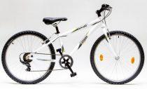 Schwinn Csepel Zero 24 gyermek kerékpár Fehér