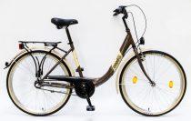 Schwinn Csepel Budapest B 26 agyváltós városi kerékpár több színben