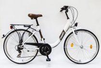 Schwinn Csepel Budapest B 26 7 seb. városi kerékpár több színben