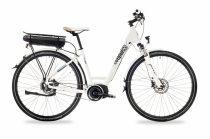 Csepel E-Gear pedelec kerékpár Fehér