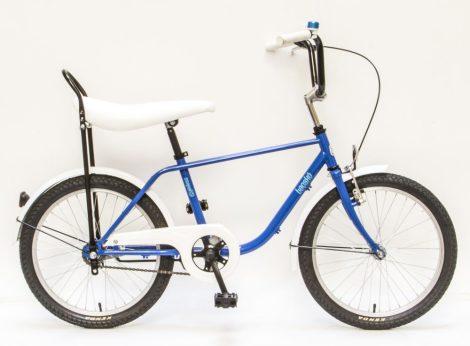 Csepel Tacskó fiú gyermek kerékpár Kék