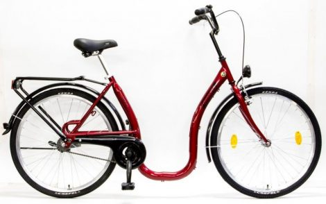 Schwinn Csepel Budapest C kontrás városi kerékpár több színben 2017