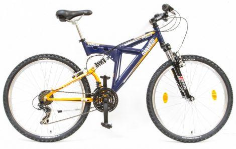 Schwinn Csepel Ranger Fully MTB kerékpár Kék