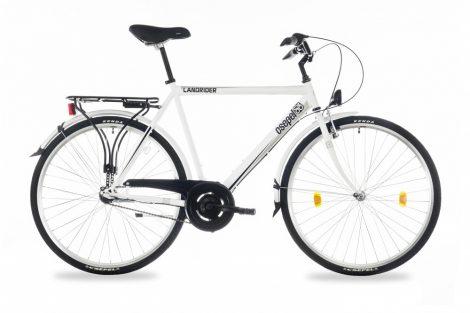 """Schwinn Csepel Landrider férfi agyváltós városi kerékpár 21"""" Fehér"""