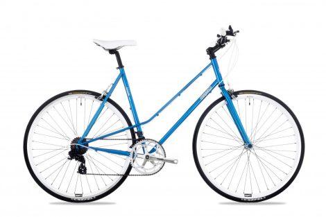 Csepel Torpedo 3* női 57cm fitness kerékpár Kék