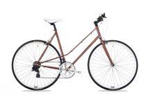 Csepel Torpedo 3* női 57cm fitness kerékpár Barna