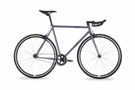 Csepel Royal 4* férfi fixi kerékpár 52 cm Grafit
