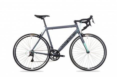 Csepel Torpedal 2.0 férfi kerékpár 49 cm Mattszürke