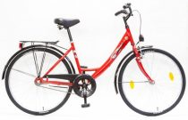 Boss Ambition Blackwood 26 városi kerékpár több színben