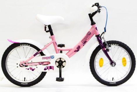 Schwinn Csepel Lily 16 gyermek kerékpár Rózsaszín
