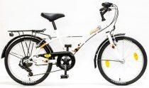 Schwinn Csepel Mustang 20 gyermek kerékpár Fehér