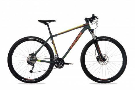 """Woodlands Pro 2.1 29er kerékpár 19"""" Sötétzöld"""