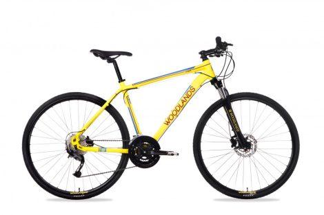Woodlands Cross 1.1 crosstrekking kerékpár több színben