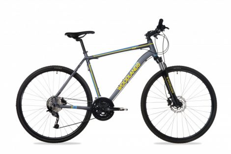 Woodlands Cross 2.1 crosstrekking kerékpár több színben