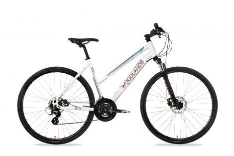 Woodlands Cross 1.1 női crosstrekking kerékpár több színben