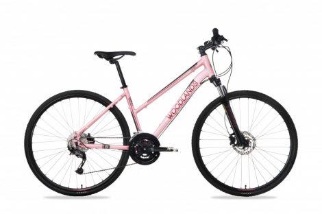 Woodlands Cross 2.1 női crosstrekking kerékpár több színben