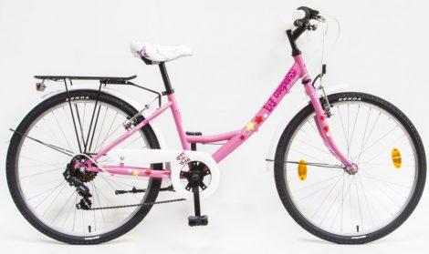 Csepel Flora 24 gyermek kerékpár több színben 2020