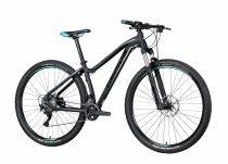 Gepida Asgard 29 kerékpár Fekete