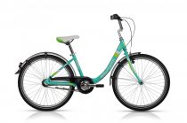 Kellys Maggie gyermek kerékpár Zöld