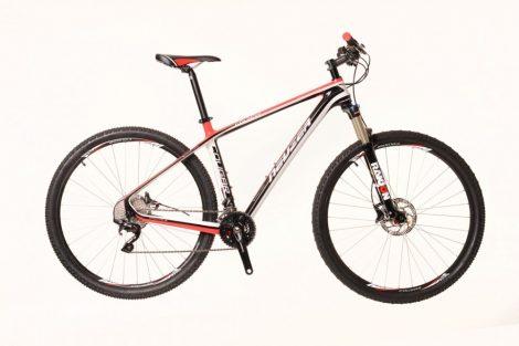 Neuzer Cougar 29er kerékpár Fekete-Fehér-Piros