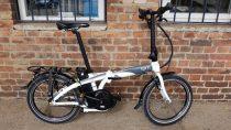 Tern eLink D7i elektromos összecsukható kerékpár
