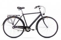 Romet Art Noveau 3 városi kerékpár Fekete