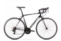Romet Huragan országúti kerékpár Fekete