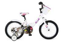 Dema Ella 16 gyerek kerékpár fehér