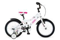 Dema Drobec 16 gyerek kerékpár fehér
