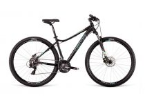 Dema Ravena 1.0 29er kerékpár Fekete