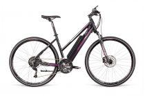 Dema E-LLEN elektromos női crosstrekking kerékpár