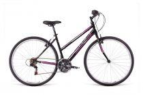 Dema Trino női crosstrekking kerékpár Fekete