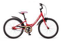Dema Aggy 1 sebességes 20 gyerek kerékpár Piros