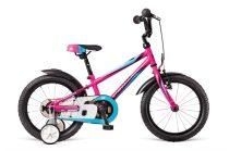 Dema Rockie 16 gyerek kerékpár Rózsaszín