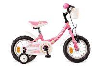 Dema Funny 12 gyerek kerékpár Rózsaszín