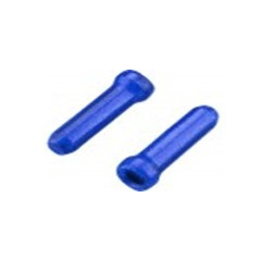 BikeForce bowdenvég alu kék