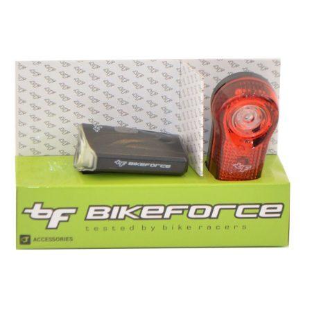 BikeForce Krypton Superflash lámpaszett