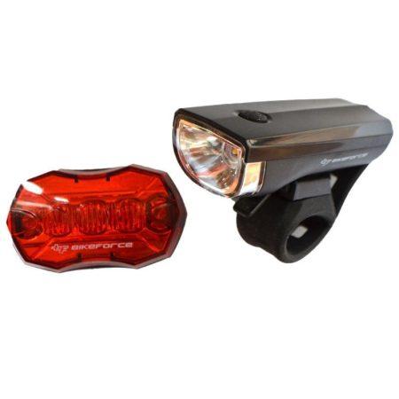 BikeForce Super lámpaszett