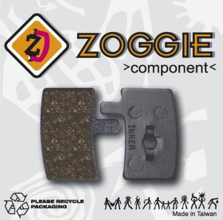 Zoggie BFZ65 fékbetét